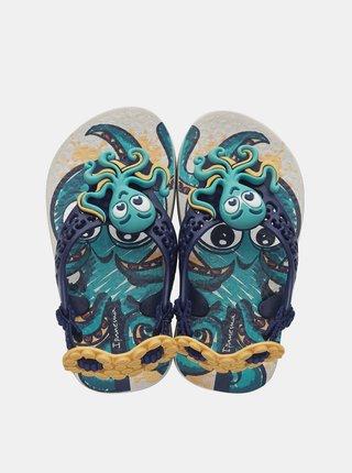Modré chlapčenské sandále Ipanema