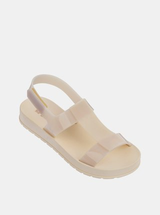 Svetloružové dámske sandále Zaxy