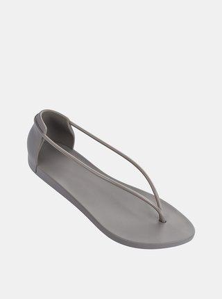Šedé dámske sandále Ipanema