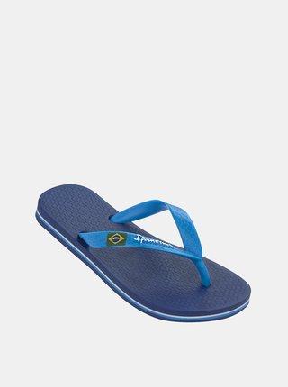 Modré chlapčenské žabky Ipanema