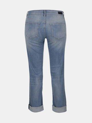 Světle modré slim džíny s potrhaným efektem Scotch & Soda