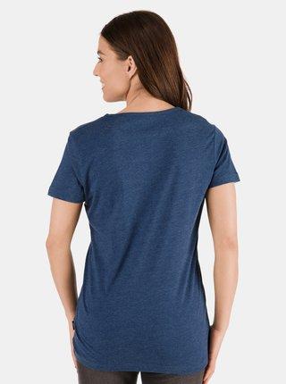 Tmavomodré dámske tričko SAM 73