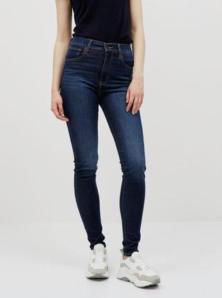 Modré dámské skinny fit džíny Levi's