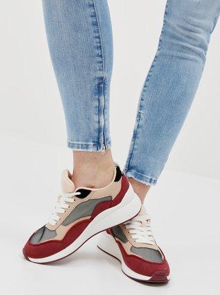 Světle modré dámské skinny fit džíny Pepe Jeans