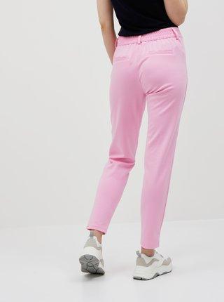 Ružové dámske nohavice Tom Tailor Denim