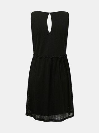 Černé šaty VERO MODA Katie