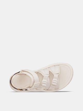 Krémové dámské sandály Teva Hurricane