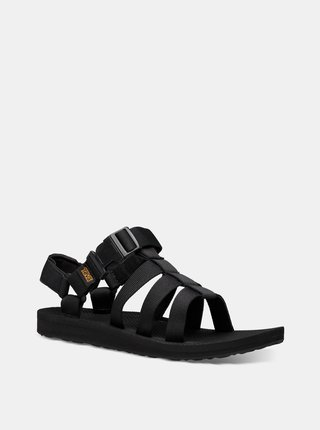Černé dámské sandály Teva Dorado