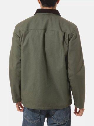 Khaki pánská bunda VANS
