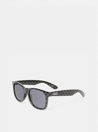 Čierne vzorované slnečné okuliare VANS