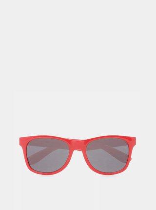 Červené slnečné okuliare VANS