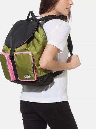 Zelený batoh VANS Geomancer