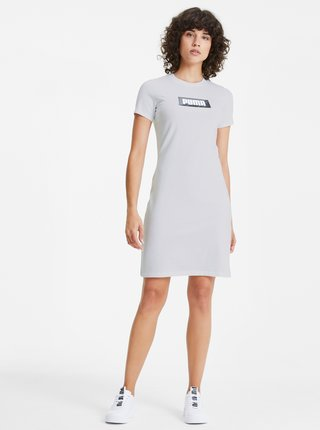 Biele šaty Puma