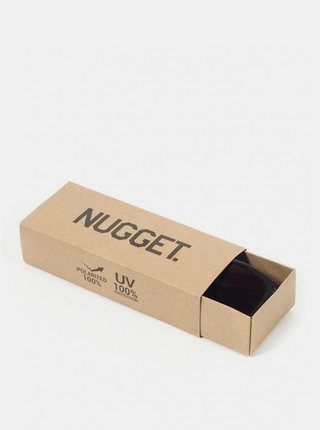 Černé sluneční brýle NUGGET Whip