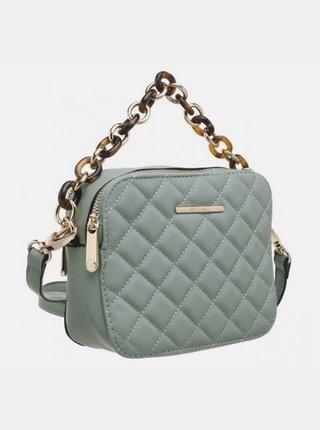 Světle zelená malá kabelka Bessie London