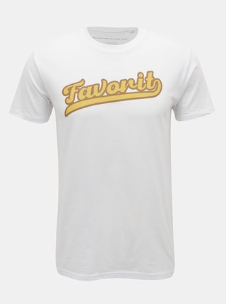 Biele pánske tričko ZOOT Original Favorite