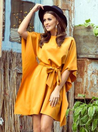 Žlté šaty Numoco