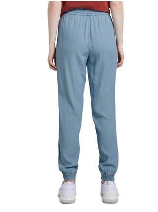 Modré dámské kalhoty Tom Tailor Denim