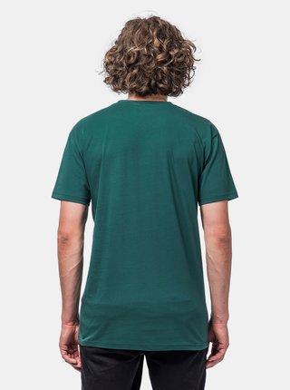 Zelené pánske tričko Horsefeathers