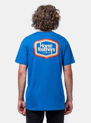 Modré pánské tričko Horsefeathers Fab