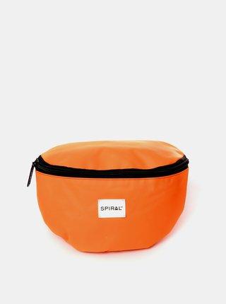 Oranžová ledvinka Spiral