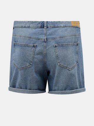 Modré džínové kraťasy ONLY CARMAKOMA Hine