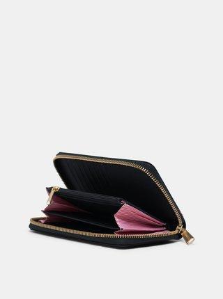 Čierna peňaženka Herschel Supply