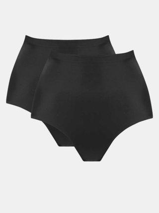 Sada dvoch čiernych nohavičiek M&Co