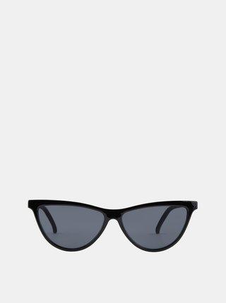 Čierne slnečné okuliare Pieces Miriam