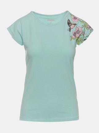 Tyrkysové dámske tričko SAM 73