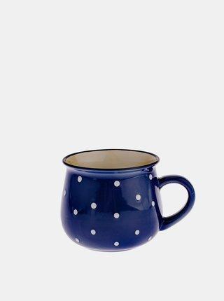 Modrý keramický hrnček Dakls 770 ml
