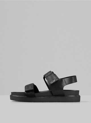 Černé pánské sandály Vagabond Seth