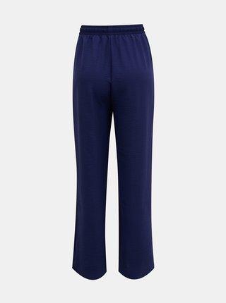 Tmavě modré kalhoty ONLY-Mette