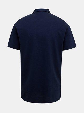 Tmavomodrá košeľa Jack & Jones Jace