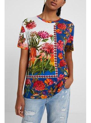 Desigual barevné tričko TS Parson
