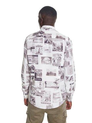 Desigual pánska košeľa Cam Frederick