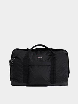 Čierna cestovná taška Superdry