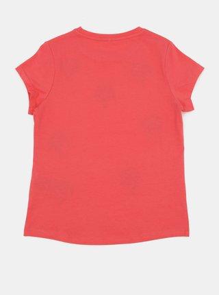 Růžové holčičí tričko name it Jamia