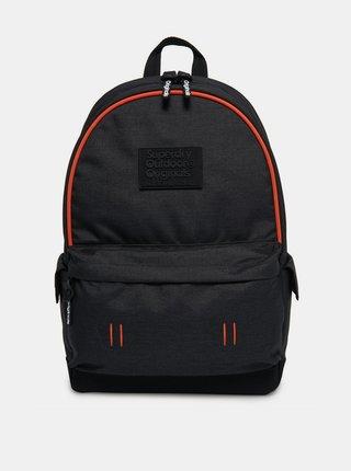 Čierny batoh Superdry