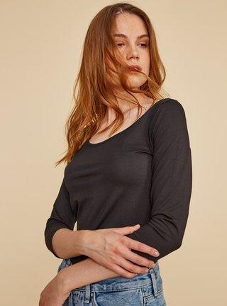 Černé dámské basic tričko ZOOT Baseline Theresa