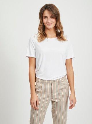 Biele basic tričko .OBJECT Annie