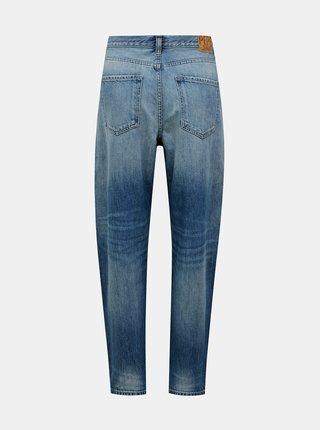 Modré dámské mom džíny Pepe Jeans