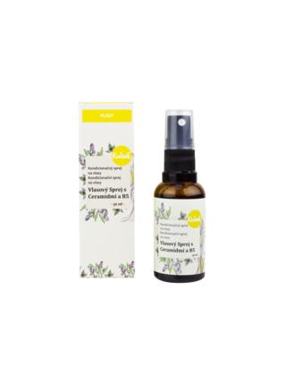 Vlasový sprej s ceramidem a B5 30 ml Kvitok