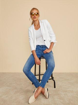 Modré dámské slim fit džíny ZOOT Isandora