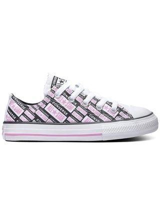 Converse farebné dievčenské tenisky topánky Chuck Taylor All Star