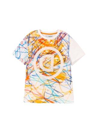 Desigual dievčenské tričko TS Liam