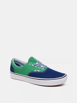 Modro-zelené pánské tenisky VANS Comfy Cush Era