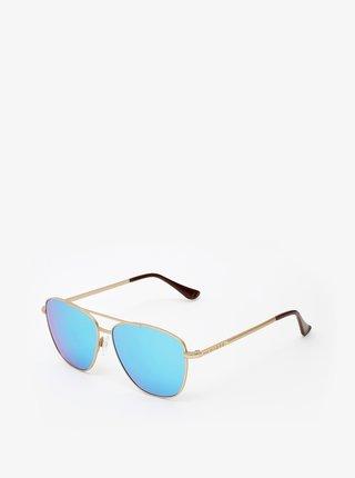 Slnečné okuliare v zlatej farbe Hawkers Karat