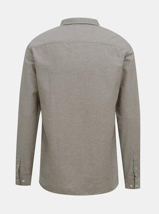 Šedá košile Selected Homme Collect
