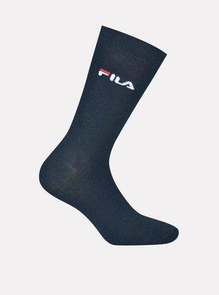 Tmavě modré ponožky FILA